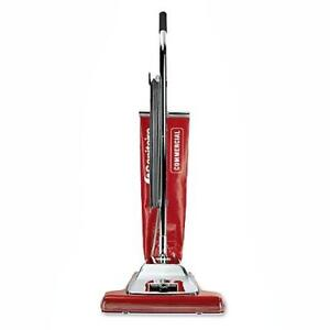 Sanitaire Sc899 Wide Track Upright Commercial Vacuum 7.2 Amp