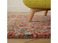 John Lewis Jellybean rug Multi 180x240cm