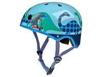 Micro Scootersaurus Safety Helmet