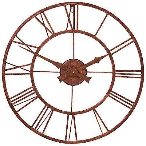 John Lewis Clock Ebay