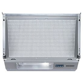 ***Worth £199*** Bosch Integrated Extractor Hood, Silver Metallic- PERFECT CONDITION