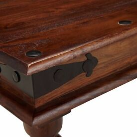 Coffee Table Dark Wood