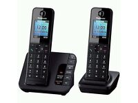 Panasonic phones for sale 6 months old, as new