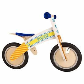 Balance Bike. New. From smoke and pets free house. For 3-5 years old