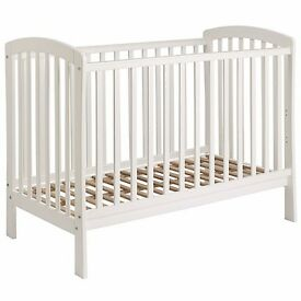 John Lewis Child Cot. 1 year old