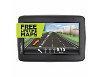 tomtom start 25 free life time maps new with box uk and ireland