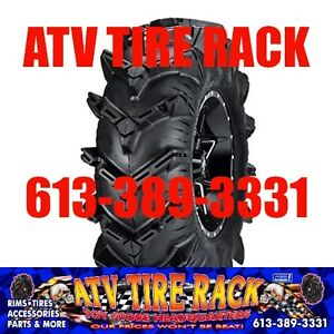 """ITP CRYPTID MUDDING TIRES PACKAGE 30"""" setof4 at ATV TIRE RACK"""