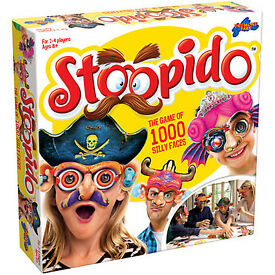 Stoopido Board Game by Drummond Park BNIB