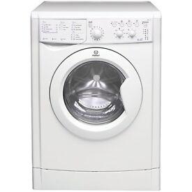 Excellent Indesit IWDC6125 Washer Dryer in White - Still in warranty.