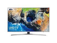 "Samsung 49"" 4k ultraHD smart LED Tv wi-fi warranty"