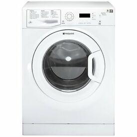 Reliable, 6 months old, Hotpoint, slim line, 6kg, washing machine. With unused warrenty available.