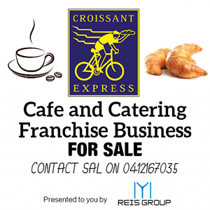 ★★CROISSANT EXPRESS CAFE & CATERING FRANCHISE BUSINESS★★ West Perth Perth City Area Preview