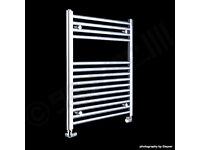 Chrome Towel Rail Ladder Radiator