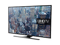 """Samsung UE48JU6400 LED HDR 4K Ultra HD Smart TV, 48"""" with Freeview HD and Built-In Wi-Fi."""
