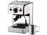 Coffee Machine - Dualit DCM2X Coffee System and Jug, Polished Steel
