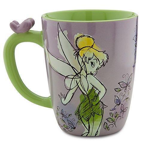 Tinker Bell Coffee Mug Ebay