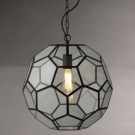 John Lewis Amberly ceiling light. Two available. RRP £160 Each.