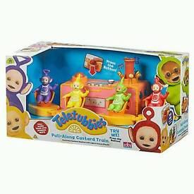 Brand New Boxed Teletubbies Toys