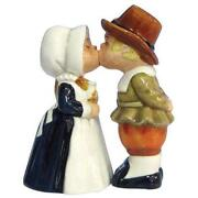 Pilgrim Salt and Pepper Shakers