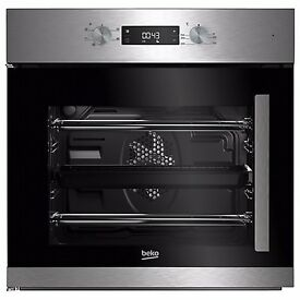 NEW - Beko BIF22300XL Built In Electric Single Oven, Stainless Steel - BARGAIN PRICE @ £170