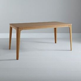 Ebbe Gehl for John Lewis Mira 6 Seater Dining Table rrp £650