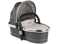 ICandy Blossom Carrycot in Truffle