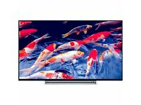 Toshiba 49U5663DB 49 Inch 4K Ultra HD LED Smart TV with Freeview Play