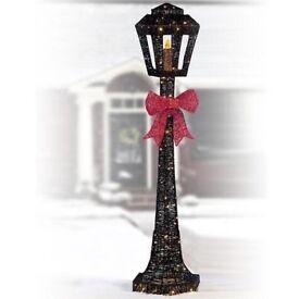 Black 5ft lamp
