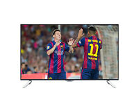 55'' PANASONIC SMART 3D ULTRA 4K LED TV.MODEL TX55CX400B. FREEVIEW HD CHANNELS.