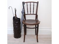 EARLY 20TH CENTURY THONET BENTWOOD CAFE CHAIR
