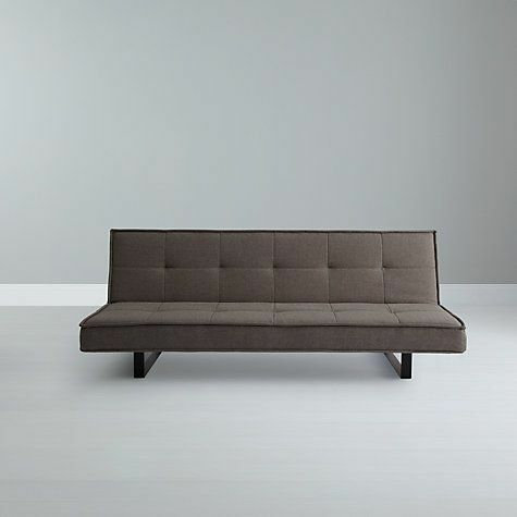 John Lewis Napa Sofa Bed – Charcoal | in New Malden, London | Gumtree
