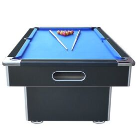 Mighty Mast 7ft Slate Bed Pool table