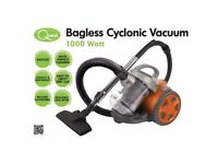 Vacuum Cleaner Compact Bagless Hoover