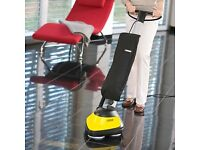 Karcher fp303 floor vacuum polisher excellent still with tags