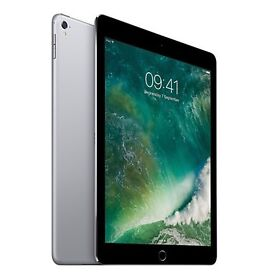 "Apple iPad Pro 10.5"" 256GB Wifi & Cellular Space Grey - Brand New"