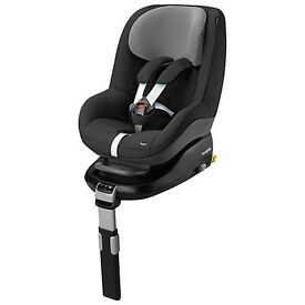 Pearl maxi cosi car seat and Isofix base excellent condition
