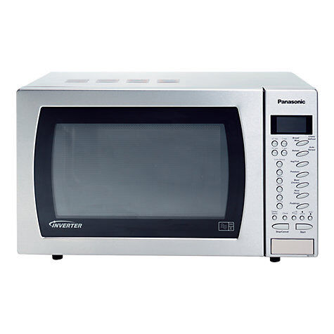 PANASONIC 27L STAINLESS STEEL MICROWAVEin Hockley, West MidlandsGumtree - PANASONIC STAINLESS STEEL MICROWAVE 27L 3 MONTHS WARRANTY A GRADE LIKE NEW REFURBISHED The family size Panasonic NN ST479S microwave oven, in stainless steel, features 15 programmes, 8 with an automatic sensor so theres no need to enter the weight....