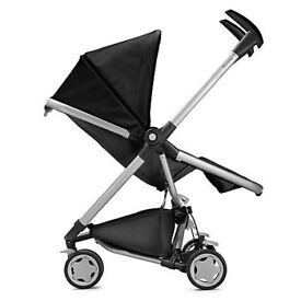 Quinny zapp 2 xtra stroller Excellent condition ,with tray and rain cover .