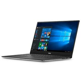 Dell XPS 13 i7 8th Generation Touchscreen laptop