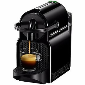 Brand New Nespresso Inissia Coffee Machine by Magimix From John Lewis Received As A Gift.