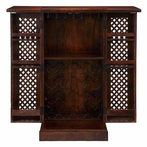 John Lewis Maharani Furniture Dining Table Coffee And Cabinet