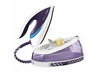 New Steam Iron with Generator PerfectCare Pure 5 bar 240g GC7635/30 Was: £249.99