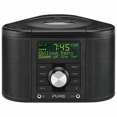dab radio alarm clock buying guide ebay. Black Bedroom Furniture Sets. Home Design Ideas