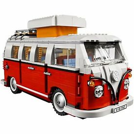 Lego Creator EXPERT VW T1 Camper Van (10220) New Sealed In Box FAST POSTAGE