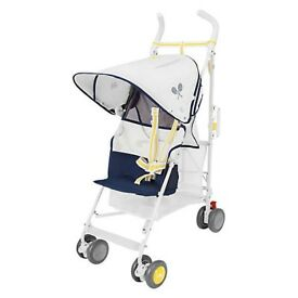 Maclaren The Ace Stroller White
