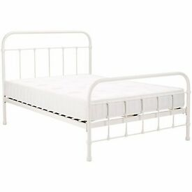 Brand New, Double Bed with Mattress - Never Been Used