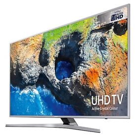 "Samsung 49"" smart 4k HDR ULTRAHD wi-fi 2017 model warranty Free Delivery No Offers"