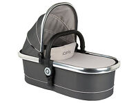 Icandy Peach Carrycot in Truffle