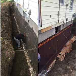 Foundation Waterproofing Regina Regina Area image 1