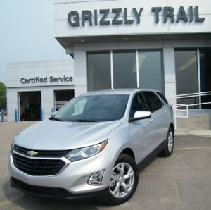 2018 Chevrolet Equinox LT DRIVER CONFIDENCE PACKAGE!!!